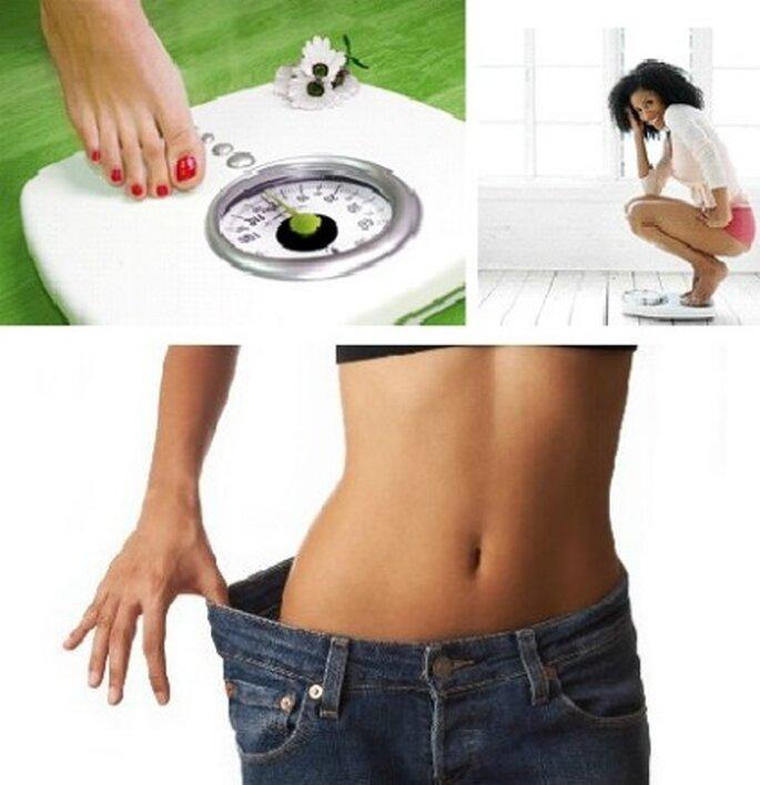 Perdre du poids avant le mariage