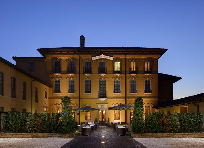 Villa Appiani - Esterno