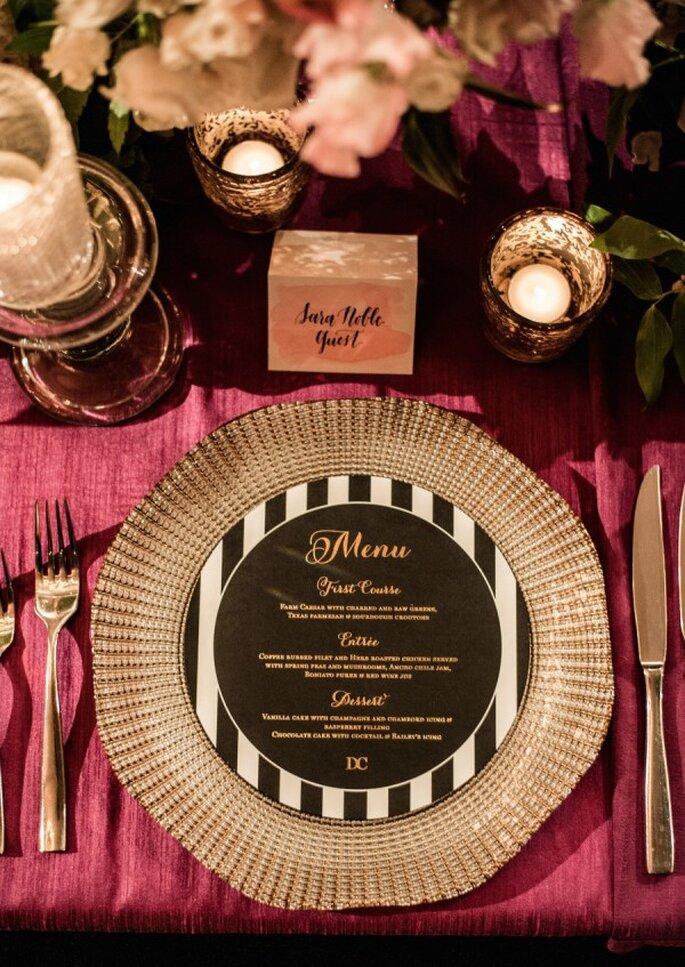 Выбрать цветовую гамму свадьбы: 10 советов от Zankyou - Jana Williams Photography