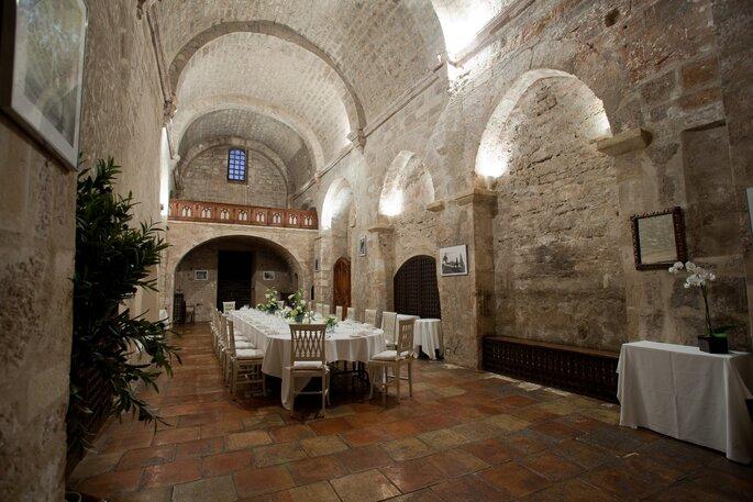 Garrigae Abbaye de Sainte-Croix