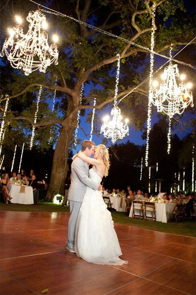 Bodas elegantes y clásicas, una tendencia del 2013 - Foto Bridal Guide Magazine Facebook