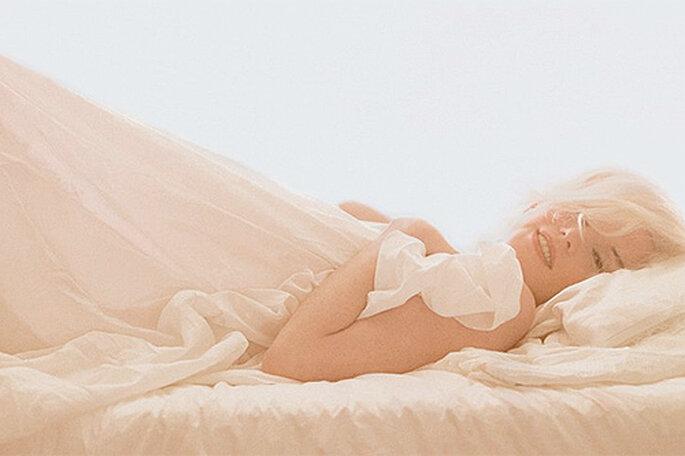 Un nuevo libro sobre Marilyn Monroe recoge la última sesión de fotos de la actriz para Vogue. Foto: Bert Stern
