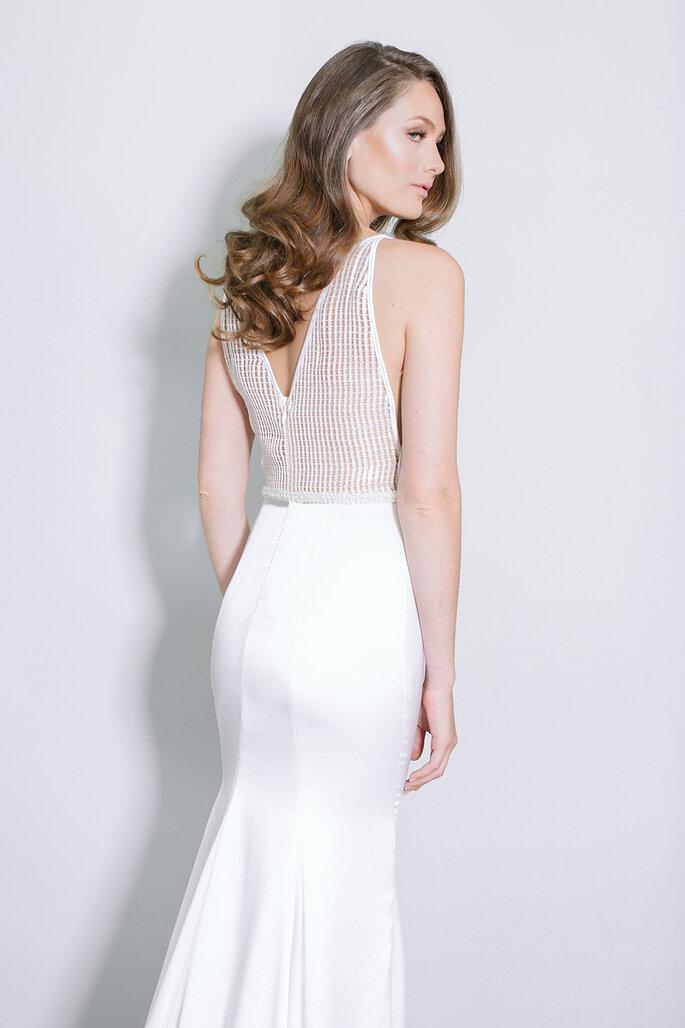 Vestido de noiva clean