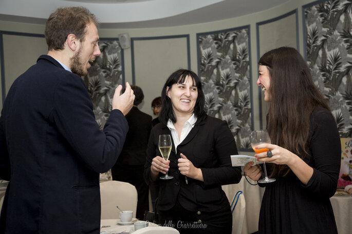 Beccata! Un brindisi con Silvia di Villa Crespi
