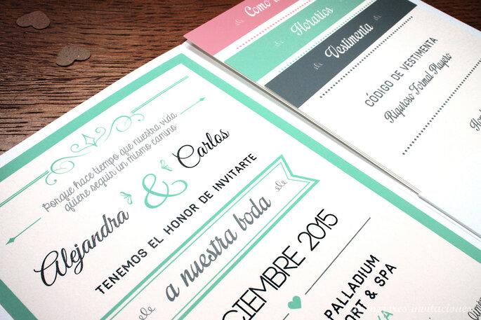 Put it on paper las invitaciones de tu boda el testimonio del el cuerpo tangible de una invitacin altavistaventures Images