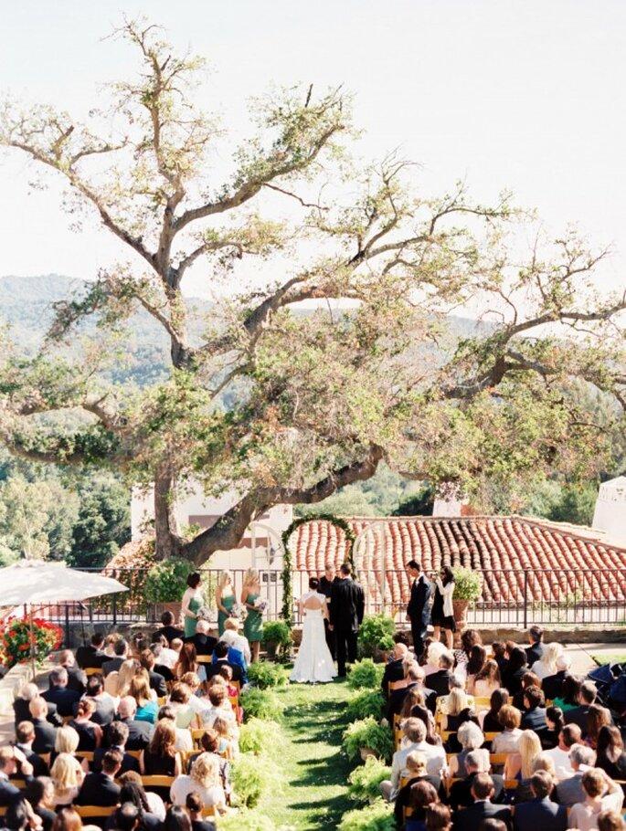 Cómo tener una boda con mucho estilo sin olvidar los detalles - Foto Erich McVey
