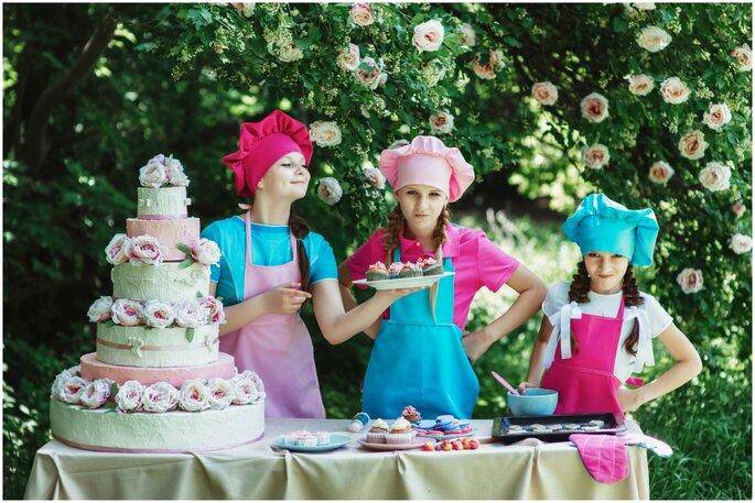Créditos: bakers-cake-children-Pexels
