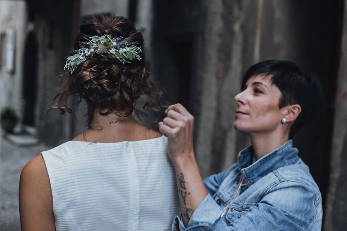 Styling von Getting Married by Isa.