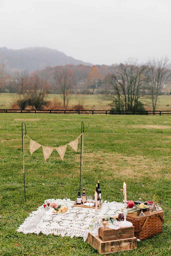 Boda picnic - Katie Stoops Photography
