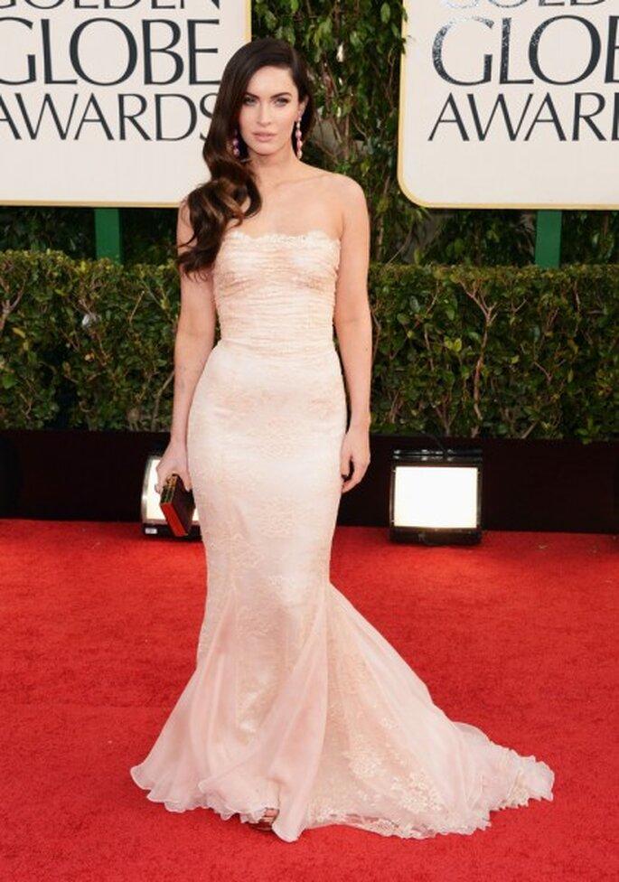 Megan Fox en Dolce & Gabbana.