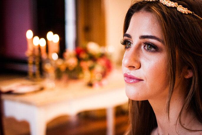 A beleza de uma noiva Noémia Pereira Makeup