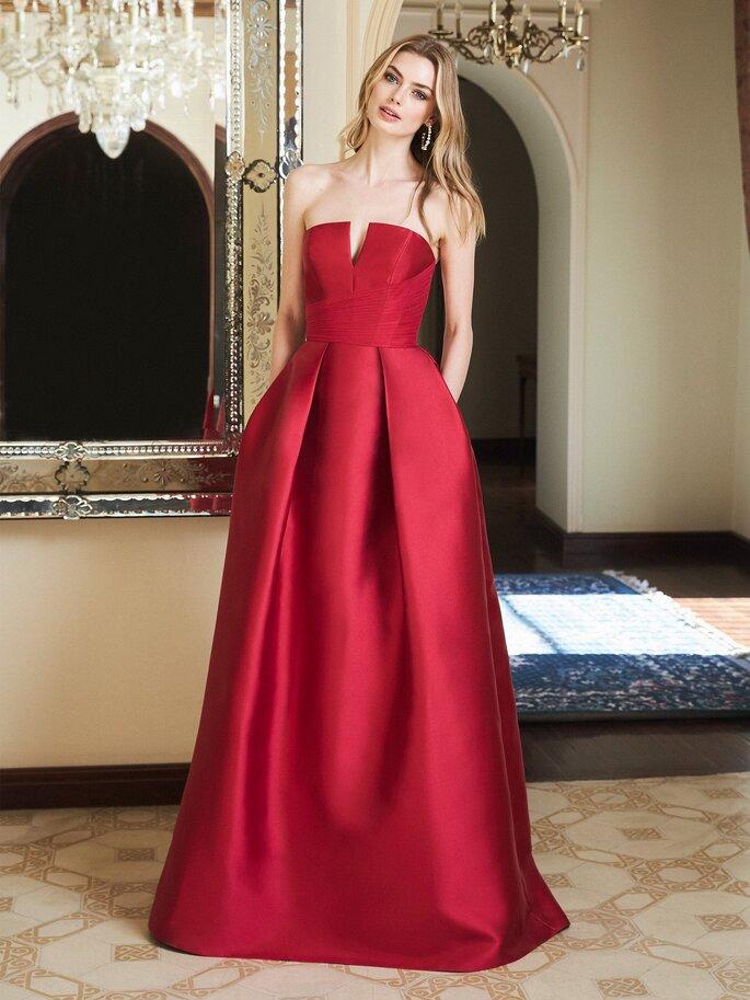 Robe de soirée élégante pour un mariage