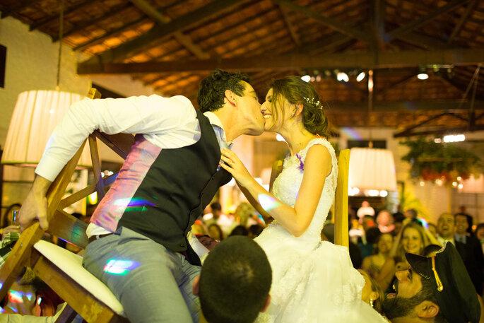 Beijo festa