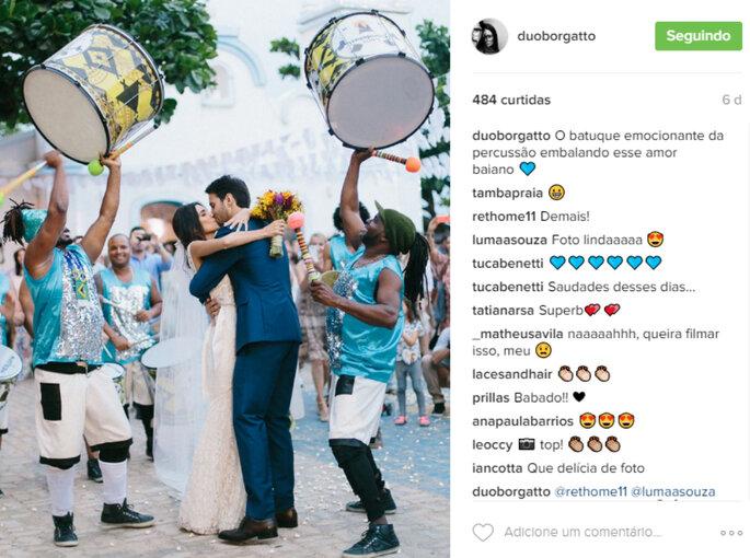 Foto: Instagram DuoBorgatto