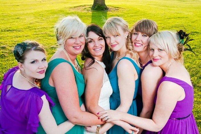 Demoiselles d'honneur - josephyarrow.com