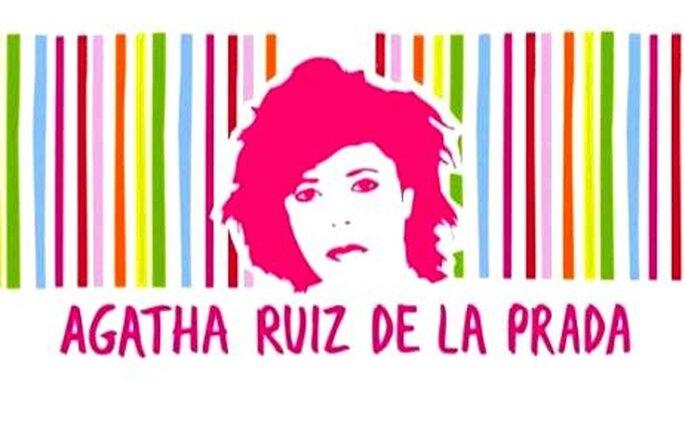 Colección de vestidos de novia Ágatha Ruiz de la Prada 2010