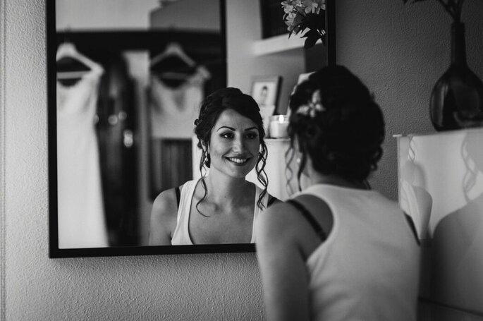 Flor López Durán maquillaje novias Bilbao