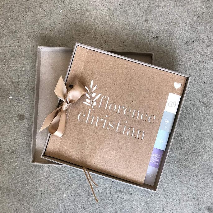 Hochzeitspapeterie tellme Papeterie-Paket