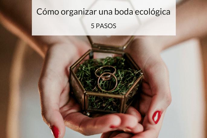 Cómo organizar una boda ecológica