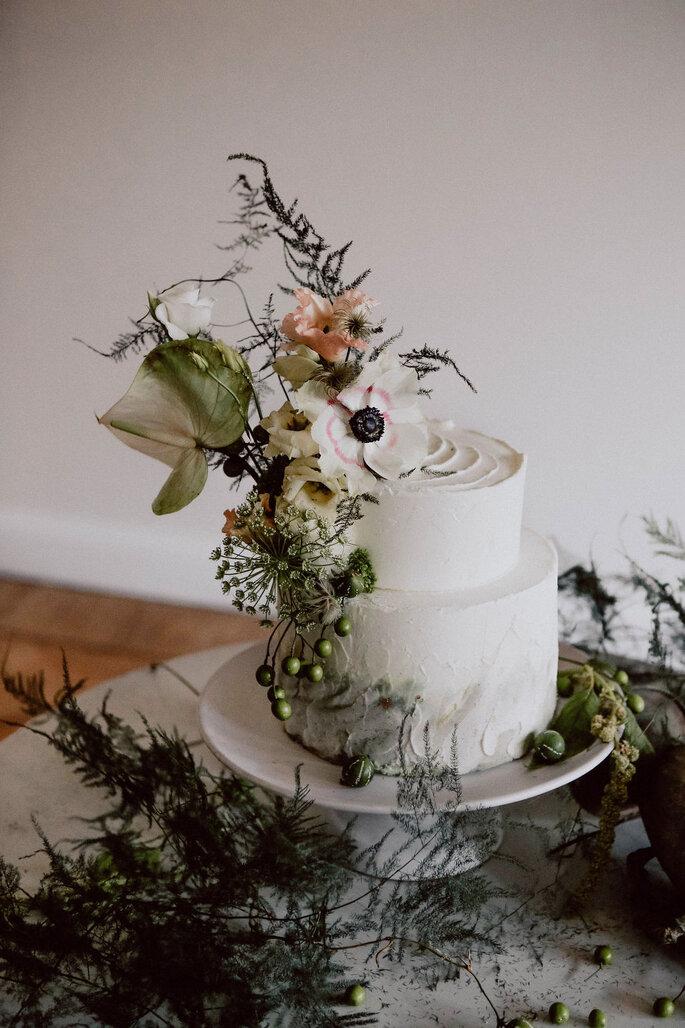Minimony Hochzeit Hochzeitstorte