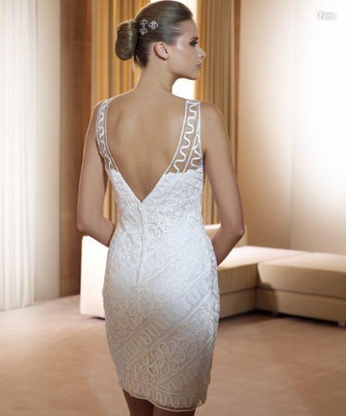 Robe de mariée Pronovias 2011 - Modèle Foro