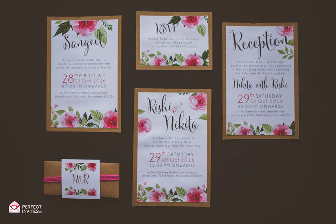 Top 5 Wedding Invitation Card Designers Shops In Bangalore