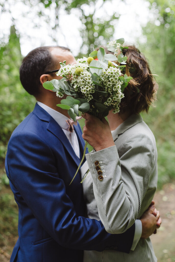 sandrine et nicolas un mariage fluo et original surtout quand la robe de mari e est sign e. Black Bedroom Furniture Sets. Home Design Ideas