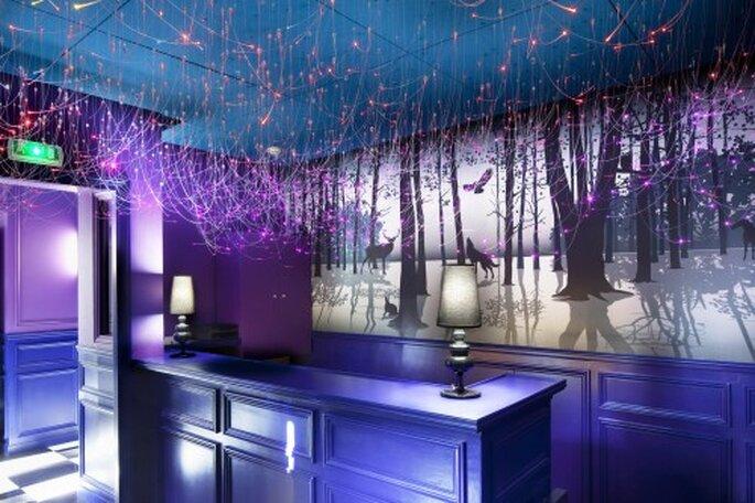 Entrez dans un univers fantastique avec l'Hotel ORiginal!