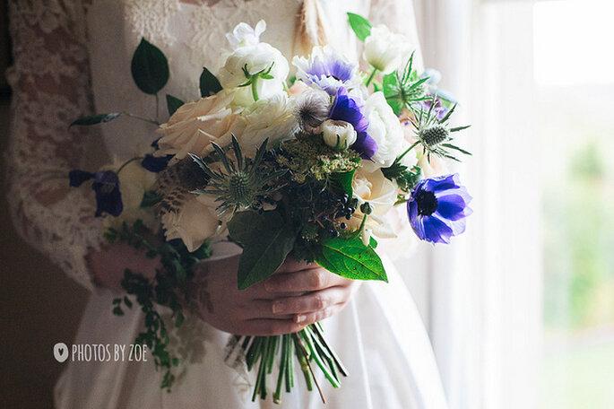 Ramo con flores silvestres. Foto: Zoe