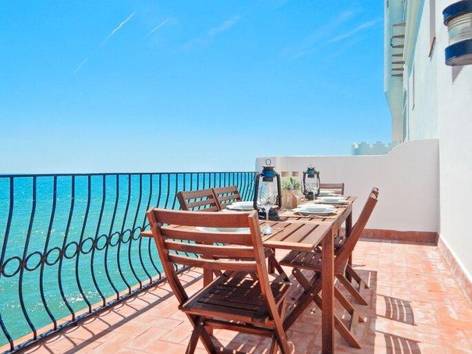 Foto: Balcón del Mar