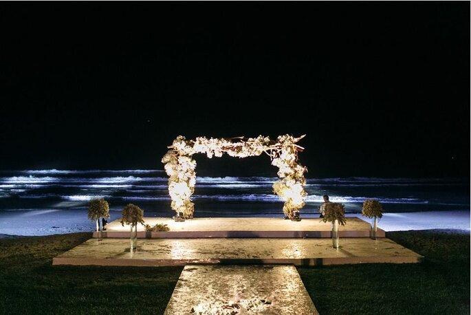 Jardín 7.17 lugar de celebración Acapulco