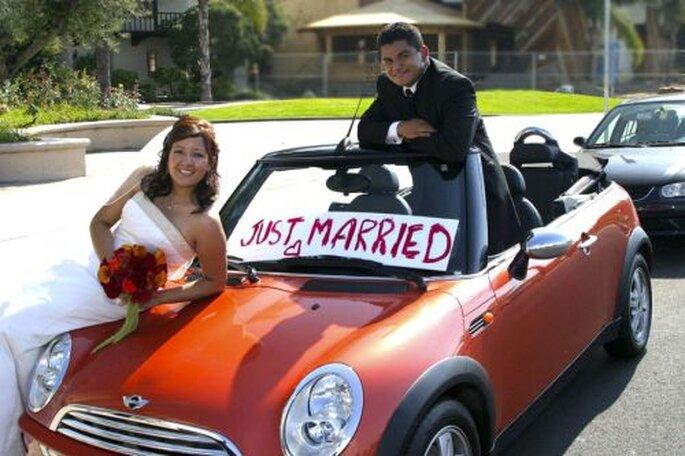Wir heiraten! Foto: Eric Velado