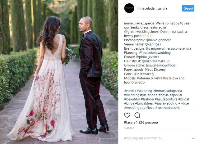 Foto via Instagram @inmaculada__garcia