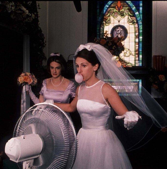 Foto: Noiva em Fuga