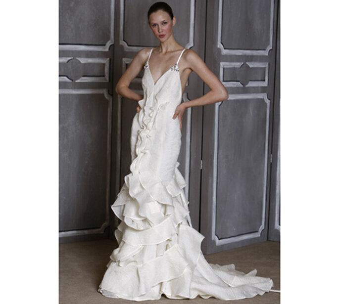 Vestido de novia Carolina Herrera - Aries