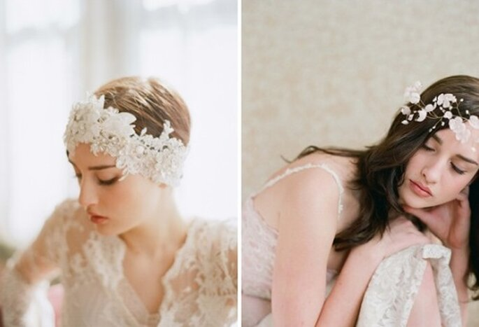 Fontes: Twigs and Honey Bridal Collection