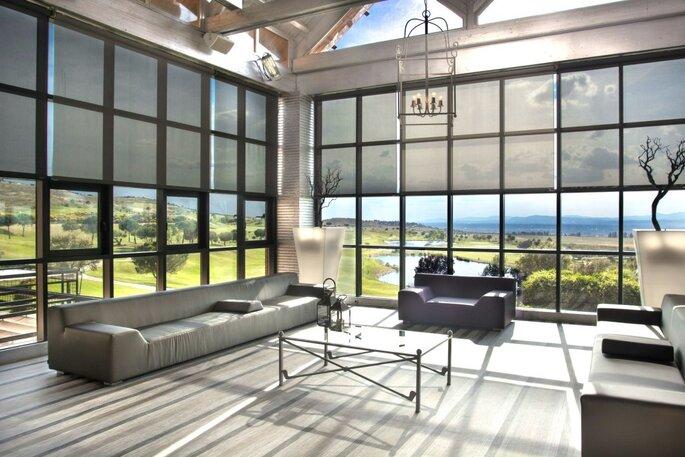 Sala Mirador Retamares Silver by A-cero en Club de Golf Suites Retamares