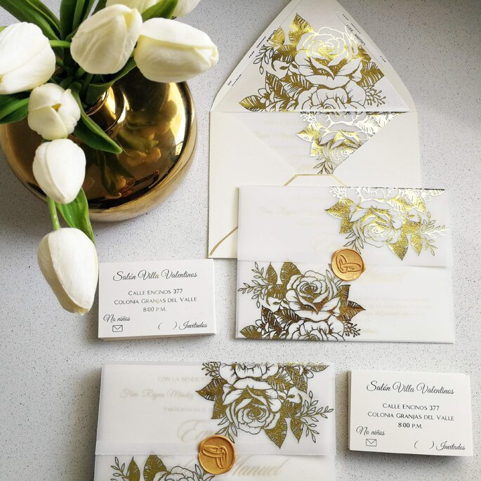 Coolprints Invitaciones de boda Monterrey