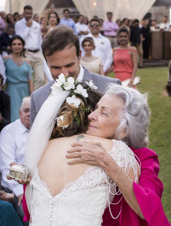 Participação avó