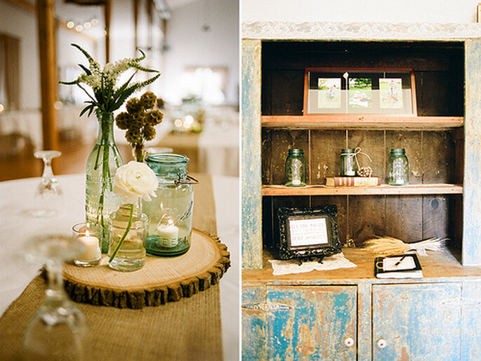 Matrimonio Rustico Umbria : Le decorazioni perfette per un matrimonio rustico
