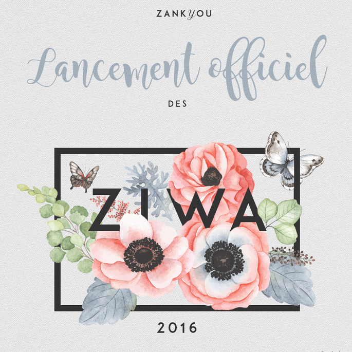Lancement officiel des ZIWA 2016