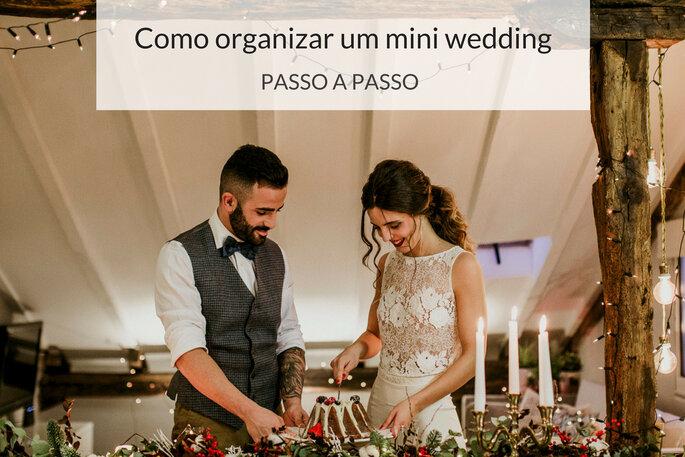 Como fazer um mini wedding