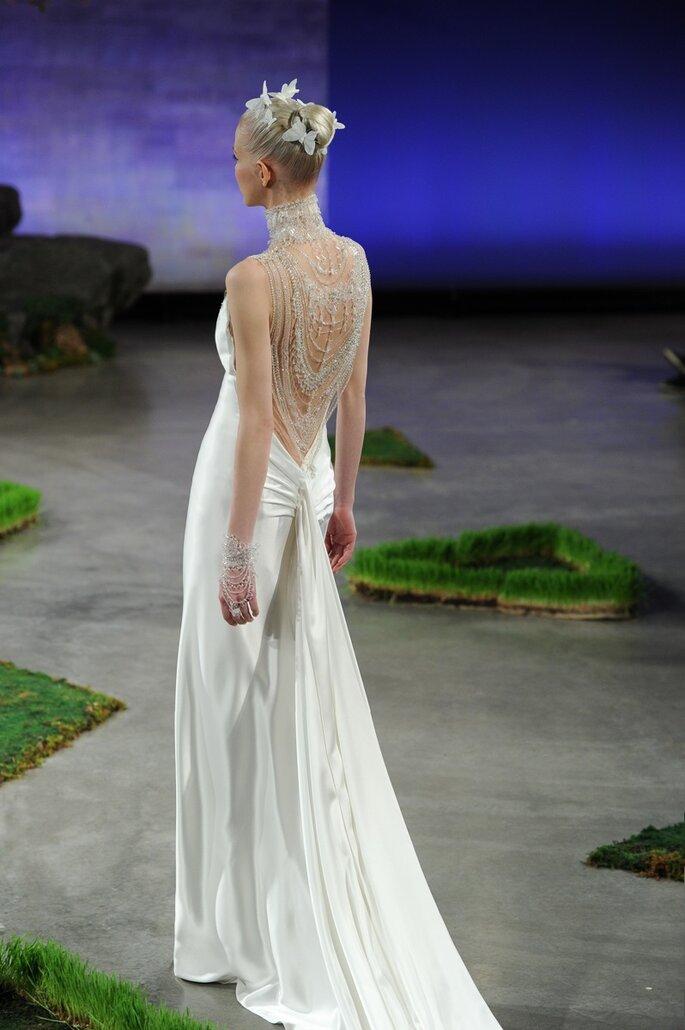 """Modelo """"Abigail"""" de Ines di Santo de venta en Atelier Nupcial"""