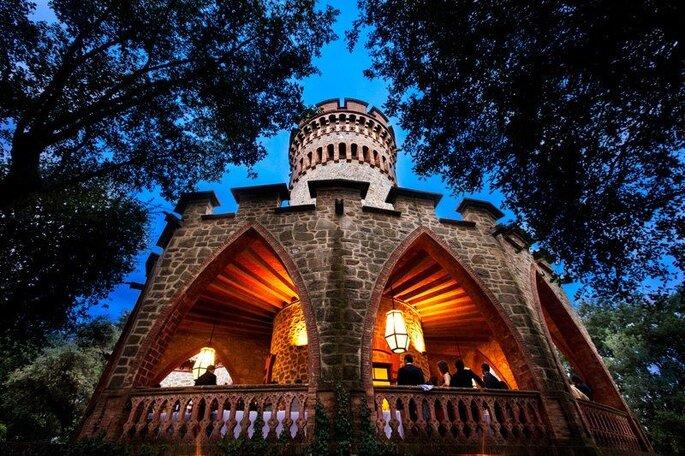 Santa Margarita castillo bodas Barcelona