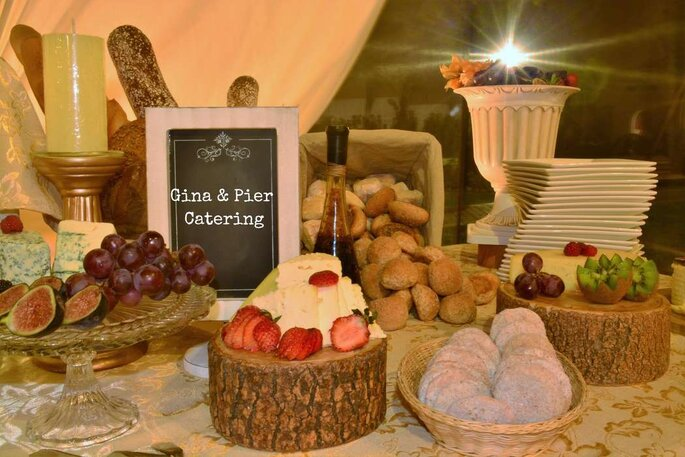 Gina & Pier Catering