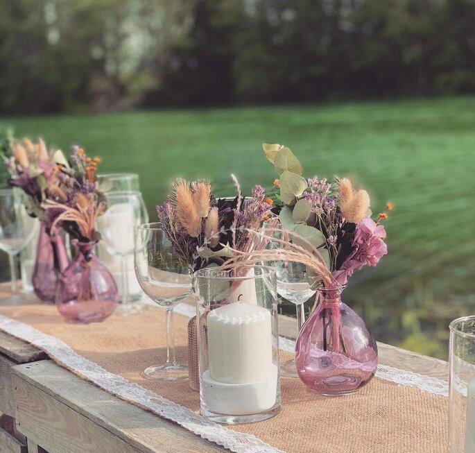 Seconde Nature - Fleuriste pour votre mariage - Seine-et-Marne