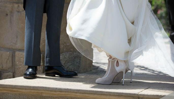 botines boda