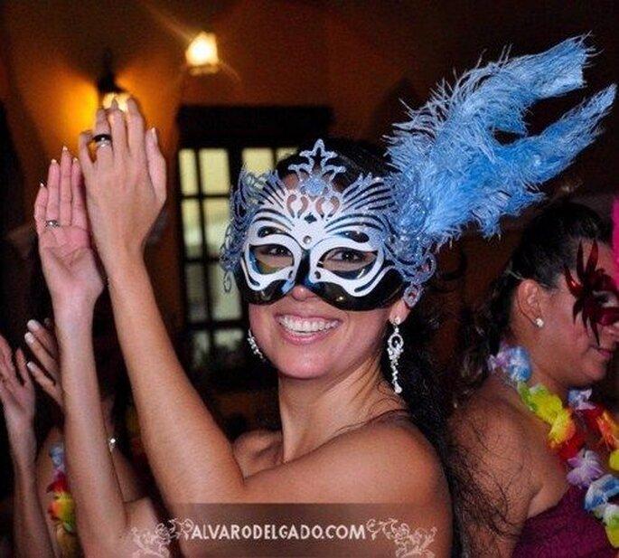 Tanzvergnügen zur Mottohochzeit - So macht die Hochzeitsfeier Spaß, Foto: alvaro delgado