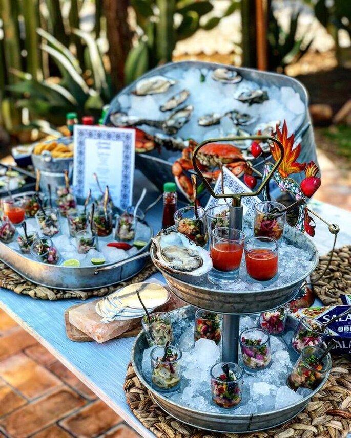 Adelaida Catering empresa de catering Querétaro