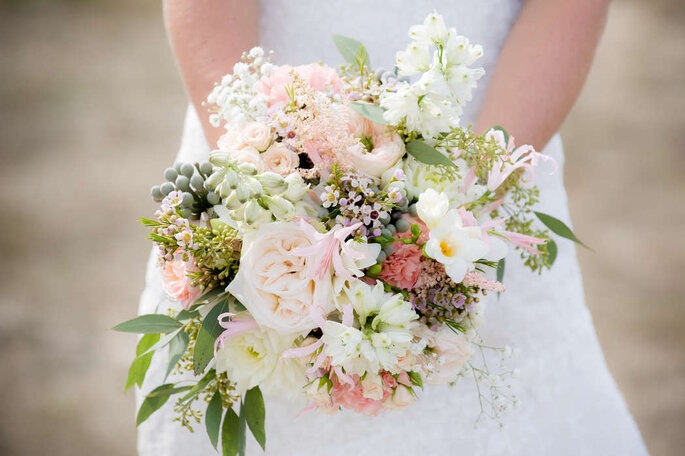 Foto: Anders Bloemstyling - Vind Anders Bloemstyling op de Verliefd & Verloofd trouwbeurs in Groningen